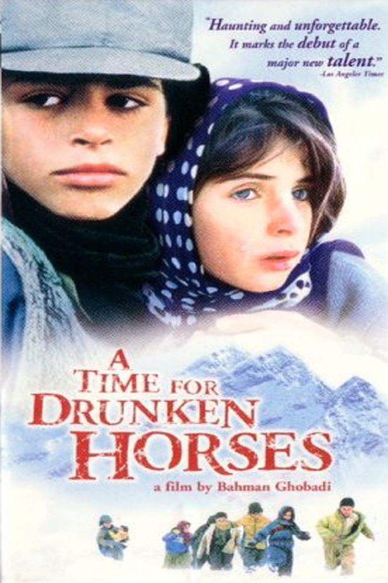 A Time for Drunken Horses movie poster