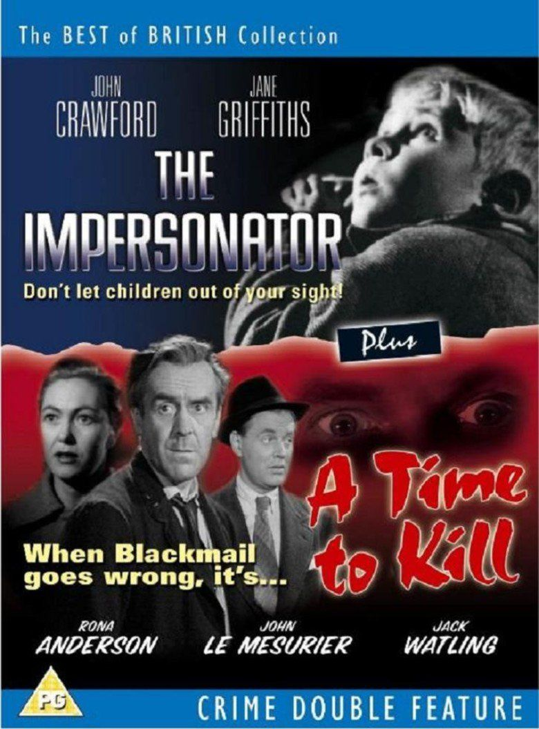A Time to Kill (1955 film) movie poster