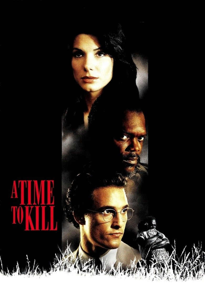 A Time to Kill (1996 film) movie poster