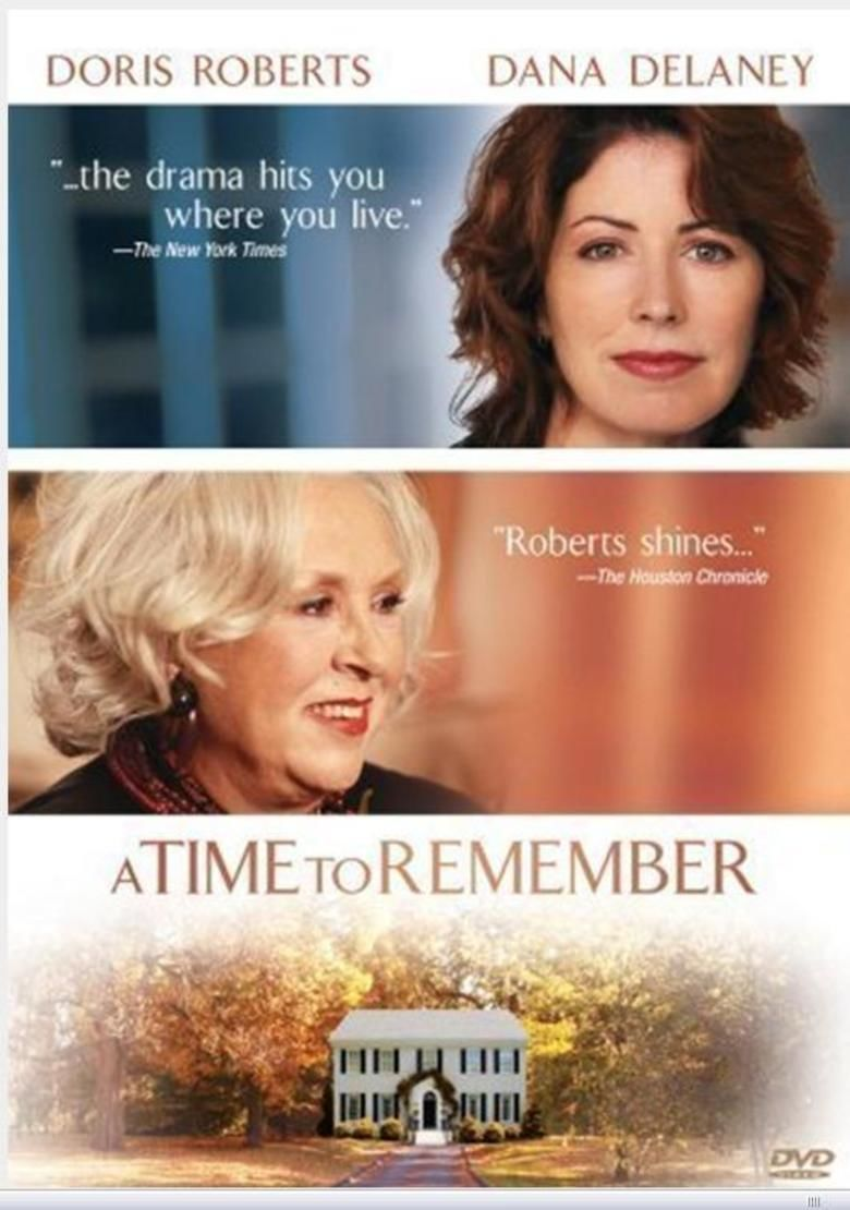 A Time to Remember (film) movie poster