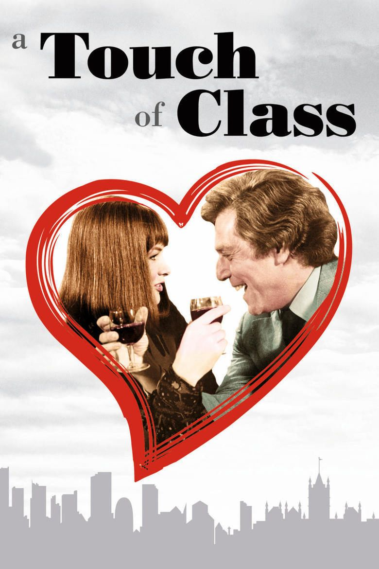 A Touch of Class (film) movie poster