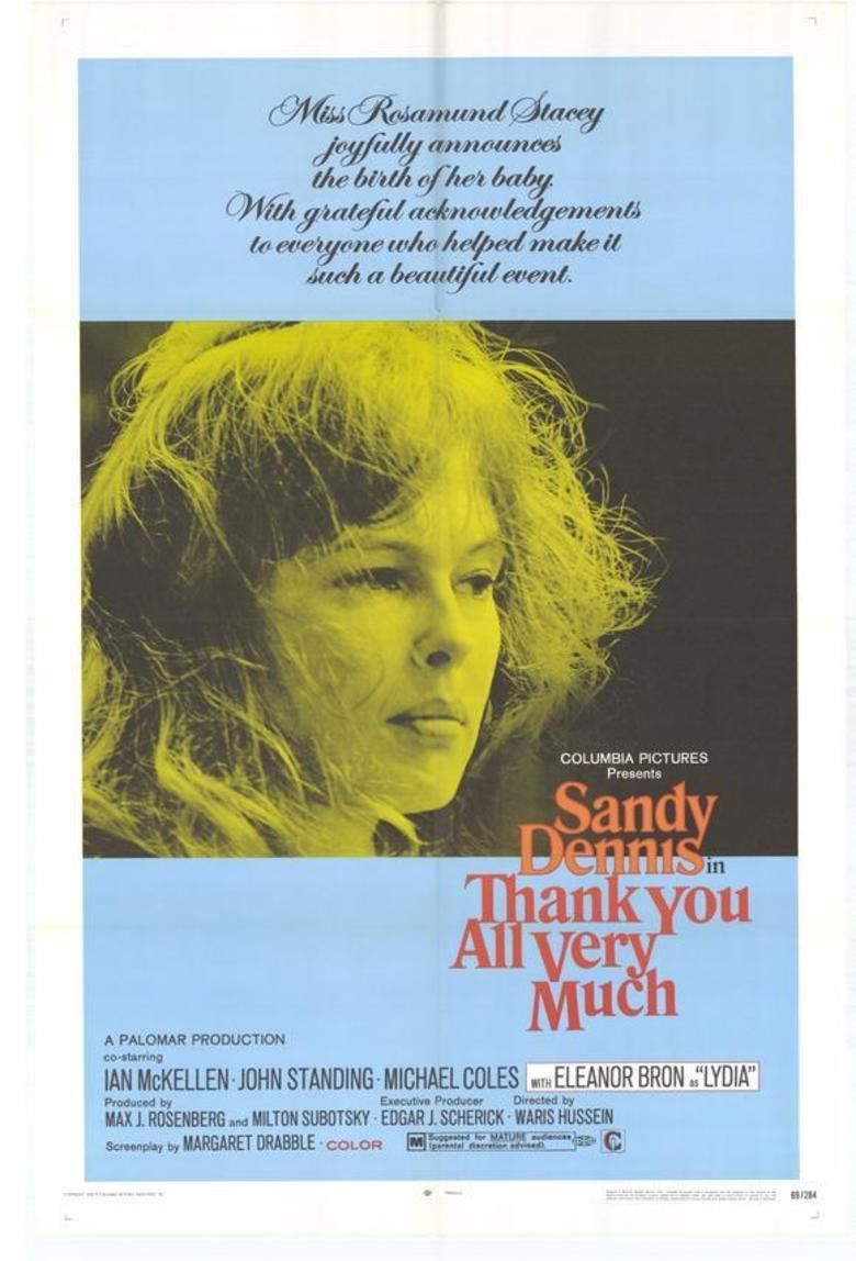 A Touch of Love (1969 film) movie poster