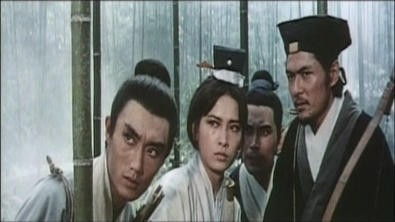 A Touch of Zen movie scenes