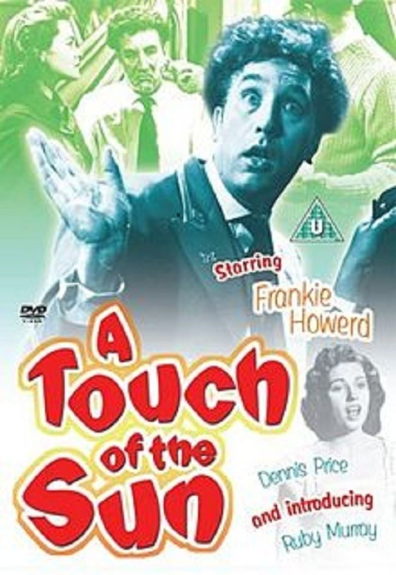 A Touch of the Sun (1956 film) movie poster