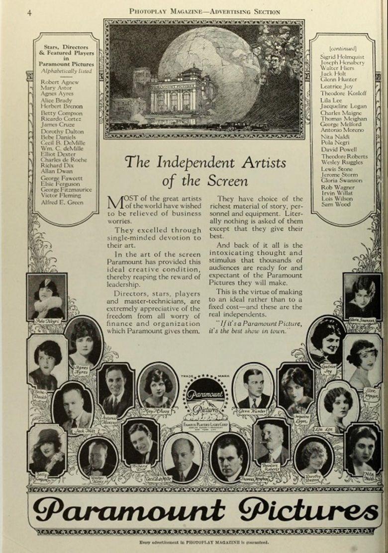 A Trip to Paramountown movie poster