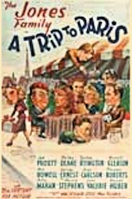 A Trip to Paris movie poster