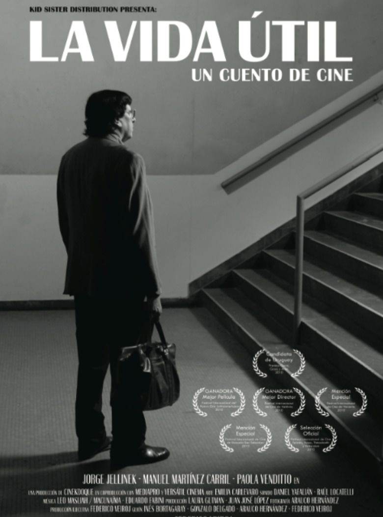 A Useful Life movie poster