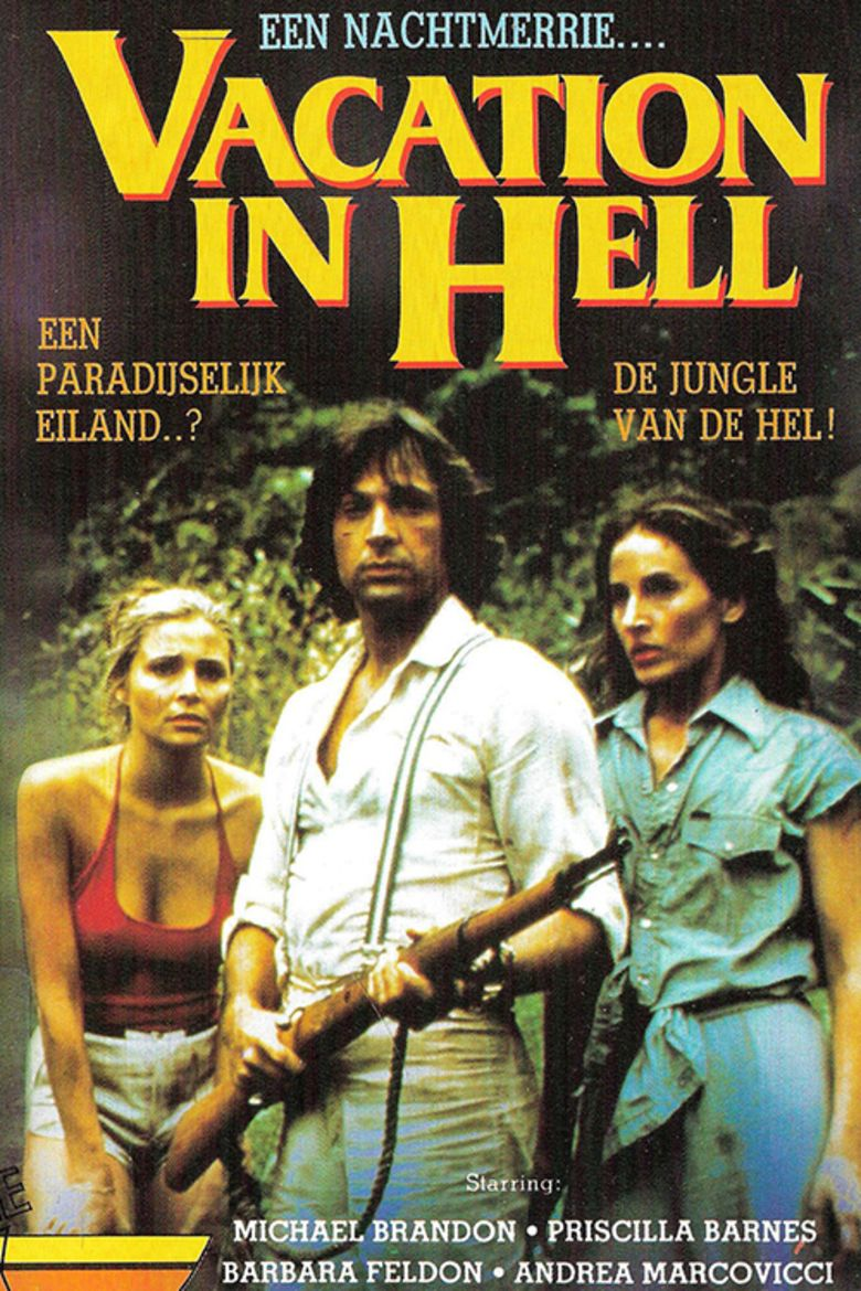 A Vacation in Hell movie poster