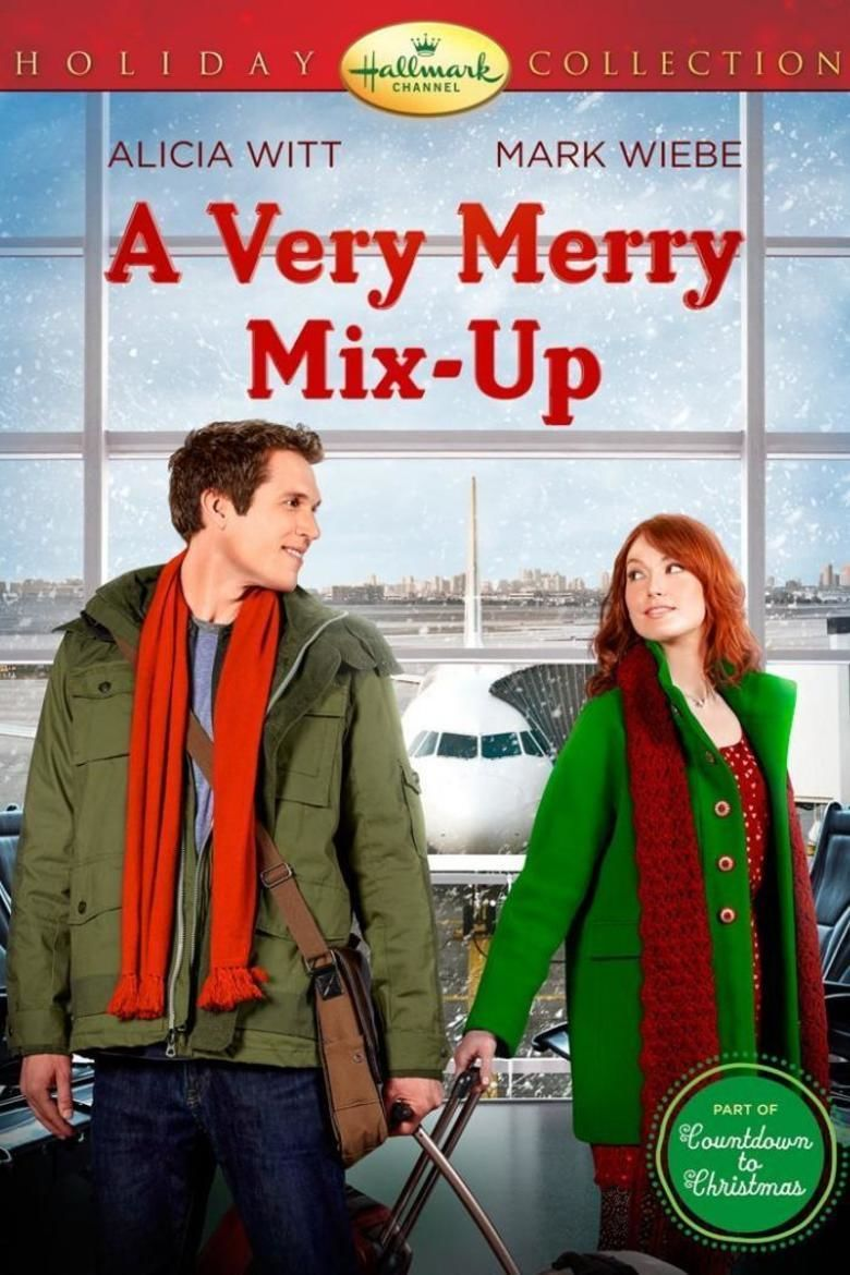 A Very Merry Mix Up movie poster
