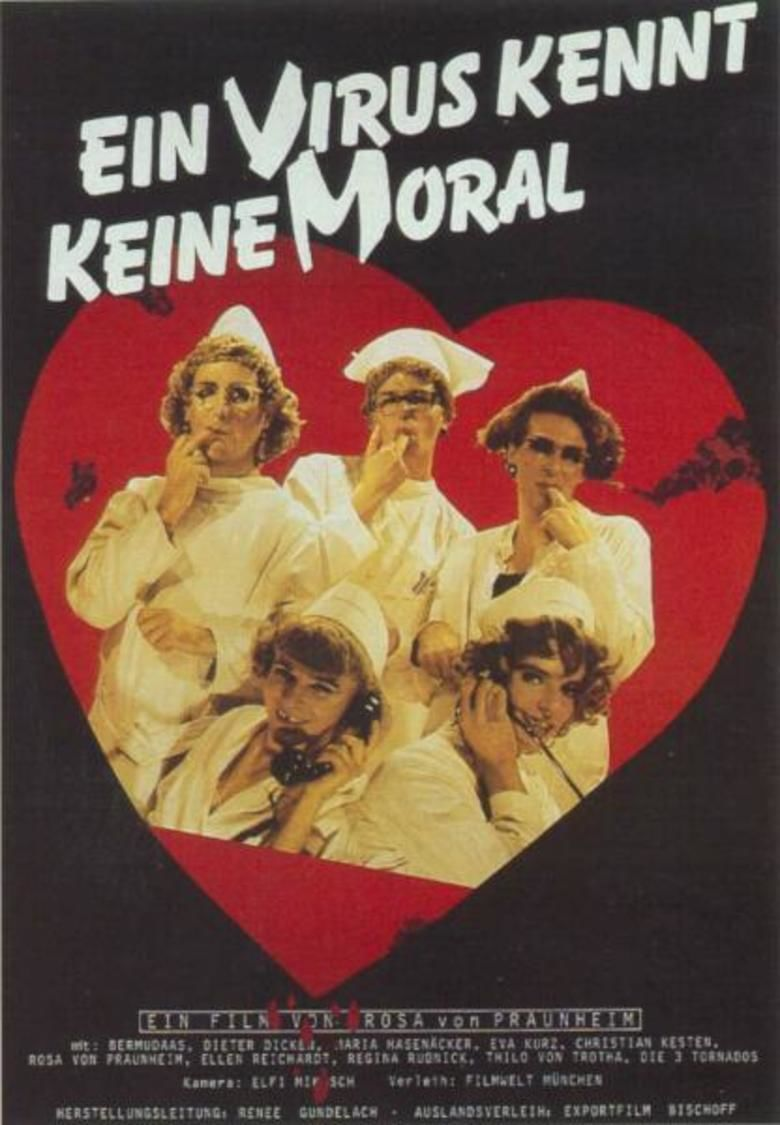 A Virus Knows No Morals movie poster