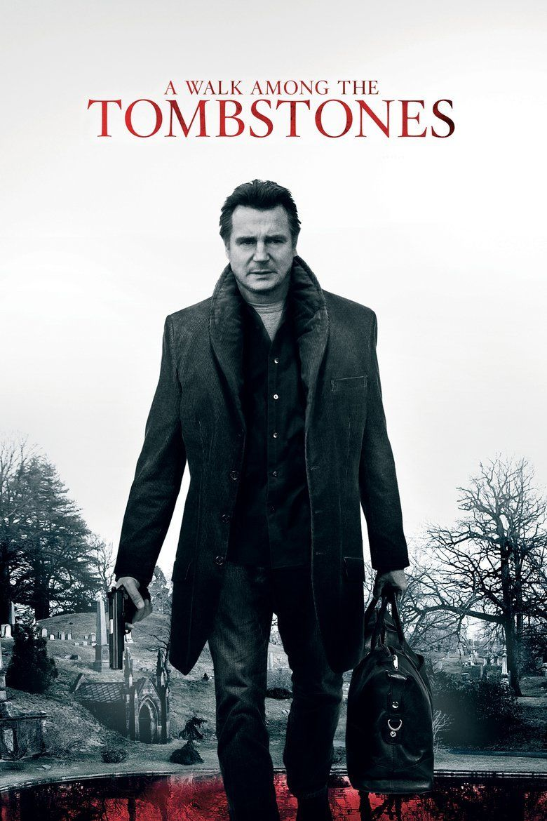 A Walk Among the Tombstones (film) movie poster