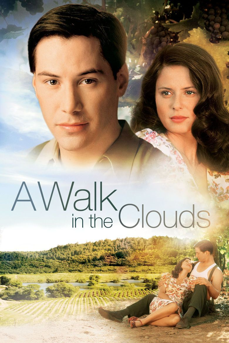 A Walk in the Clouds movie poster