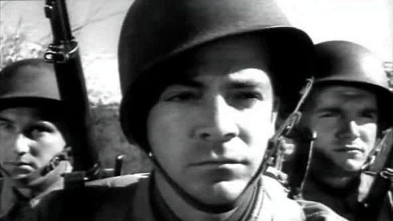 A Walk in the Sun (1945 film) movie scenes