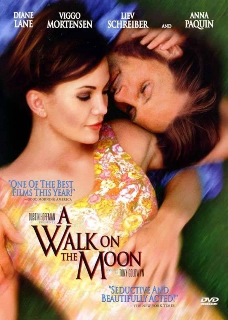 A Walk on the Moon movie poster