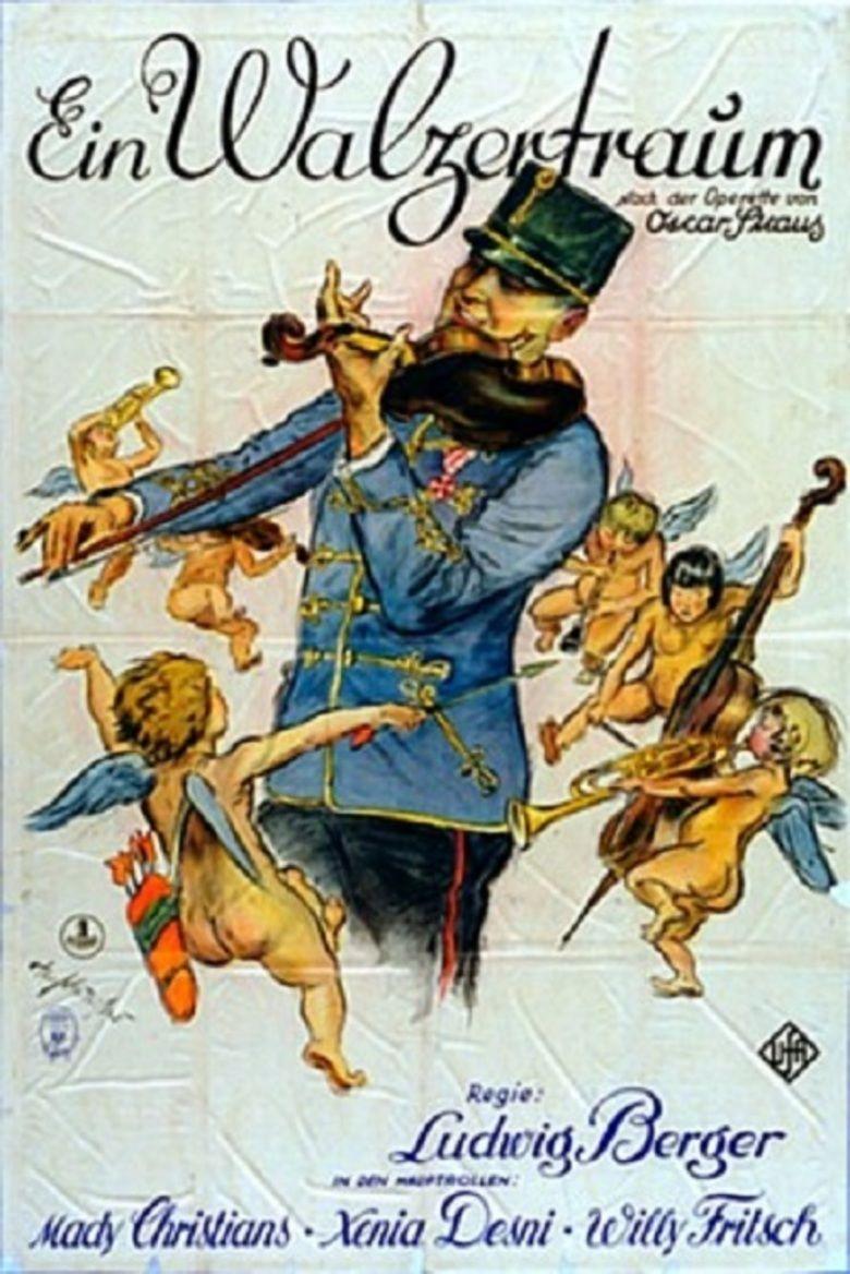 A Waltz Dream (film) movie poster