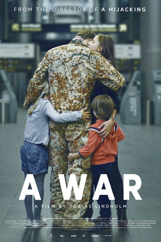 A War movie poster