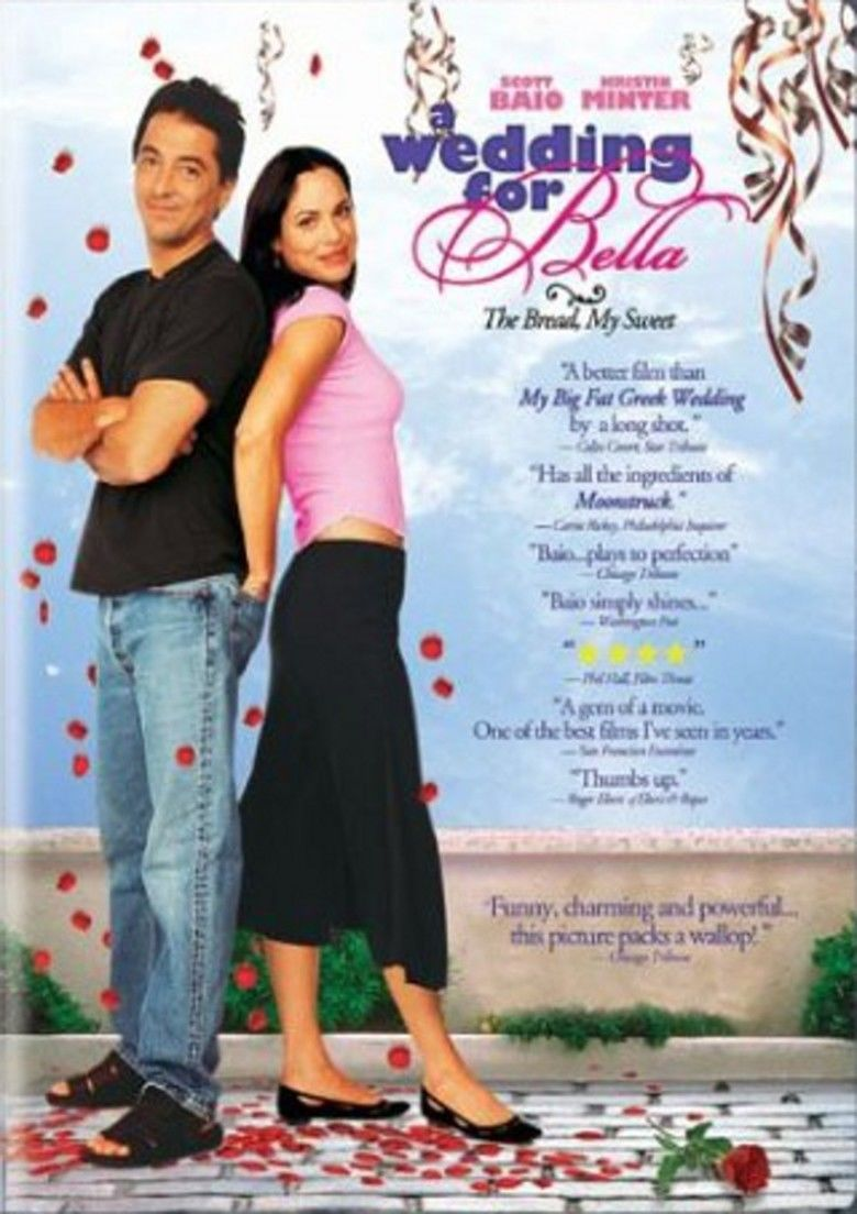 A Wedding for Bella movie poster