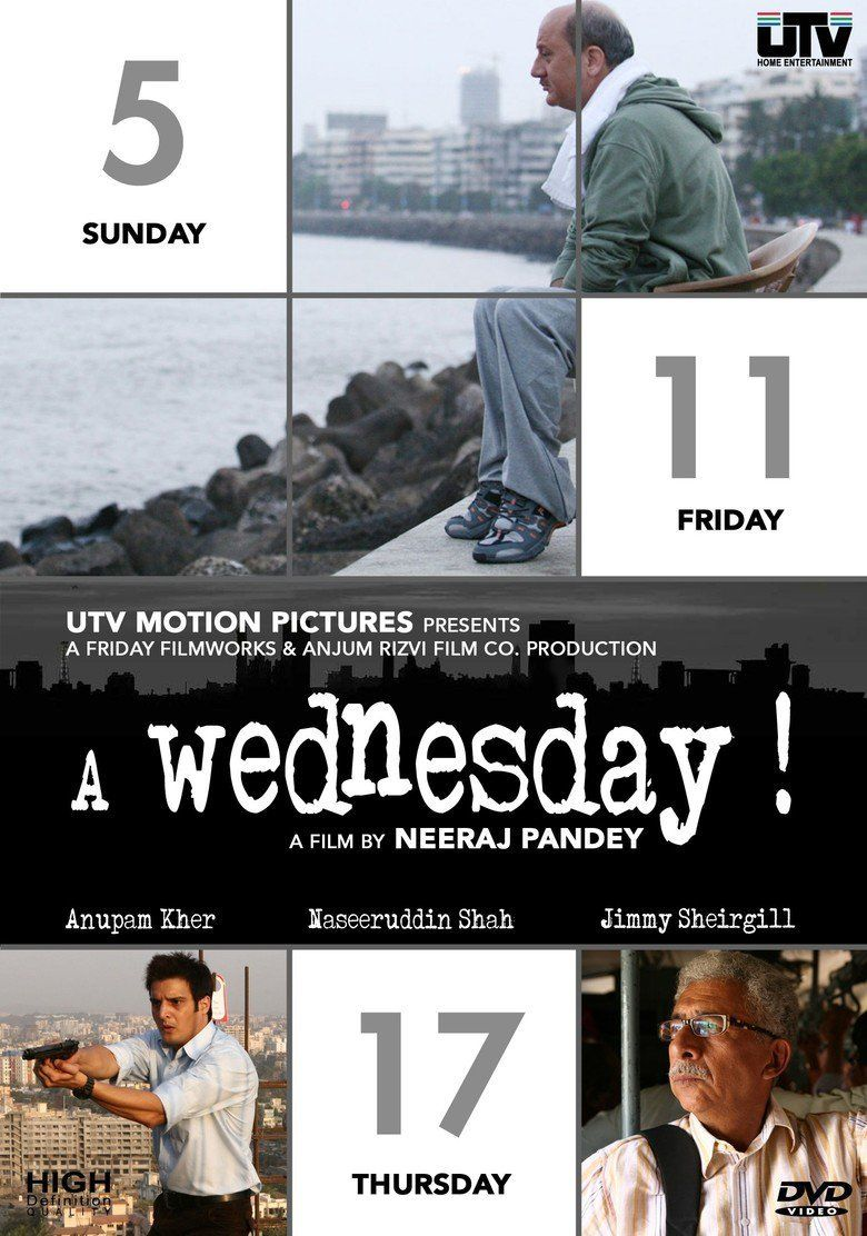 A Wednesday! movie poster