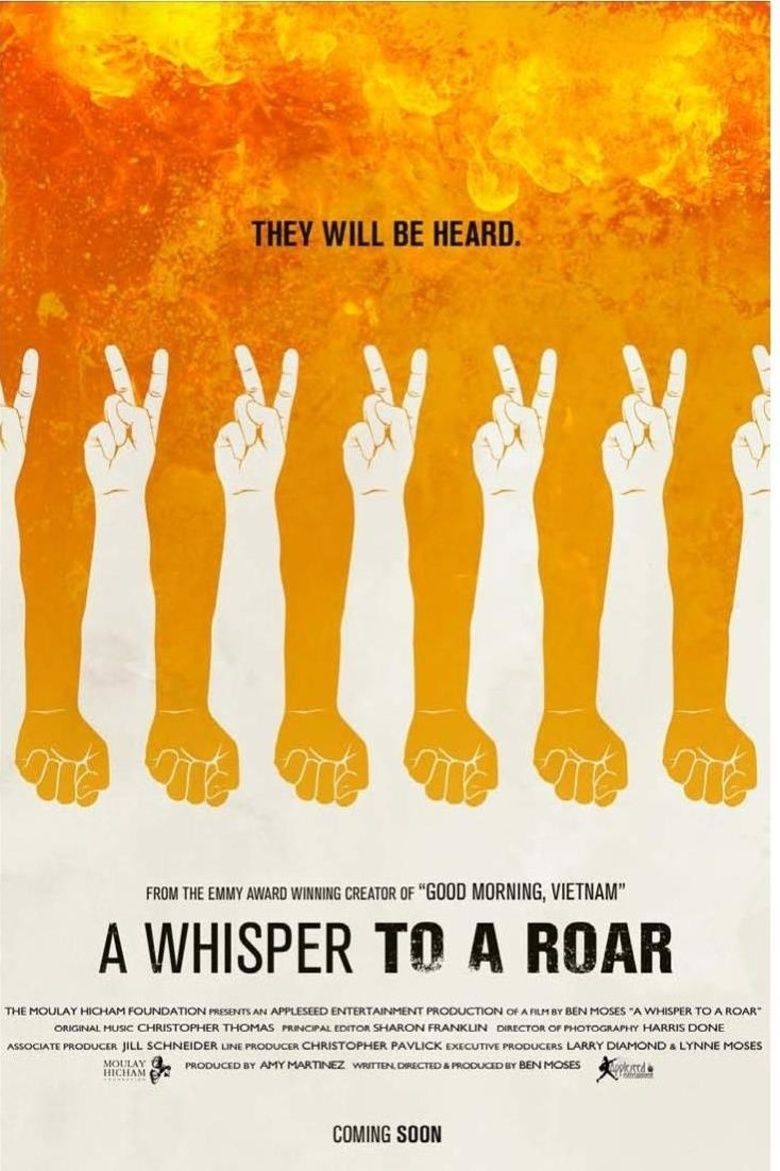 A Whisper to a Roar movie poster