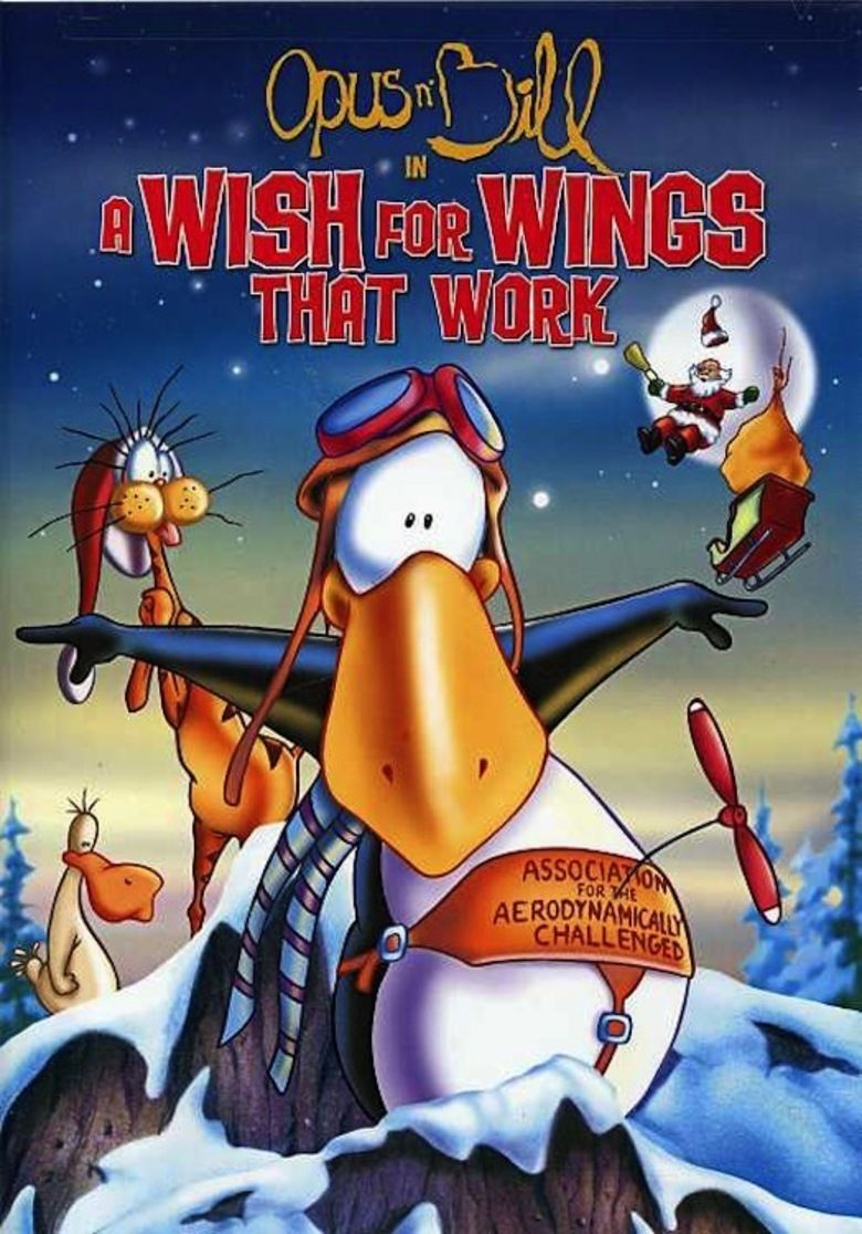 A Wish for Wings That Work movie poster