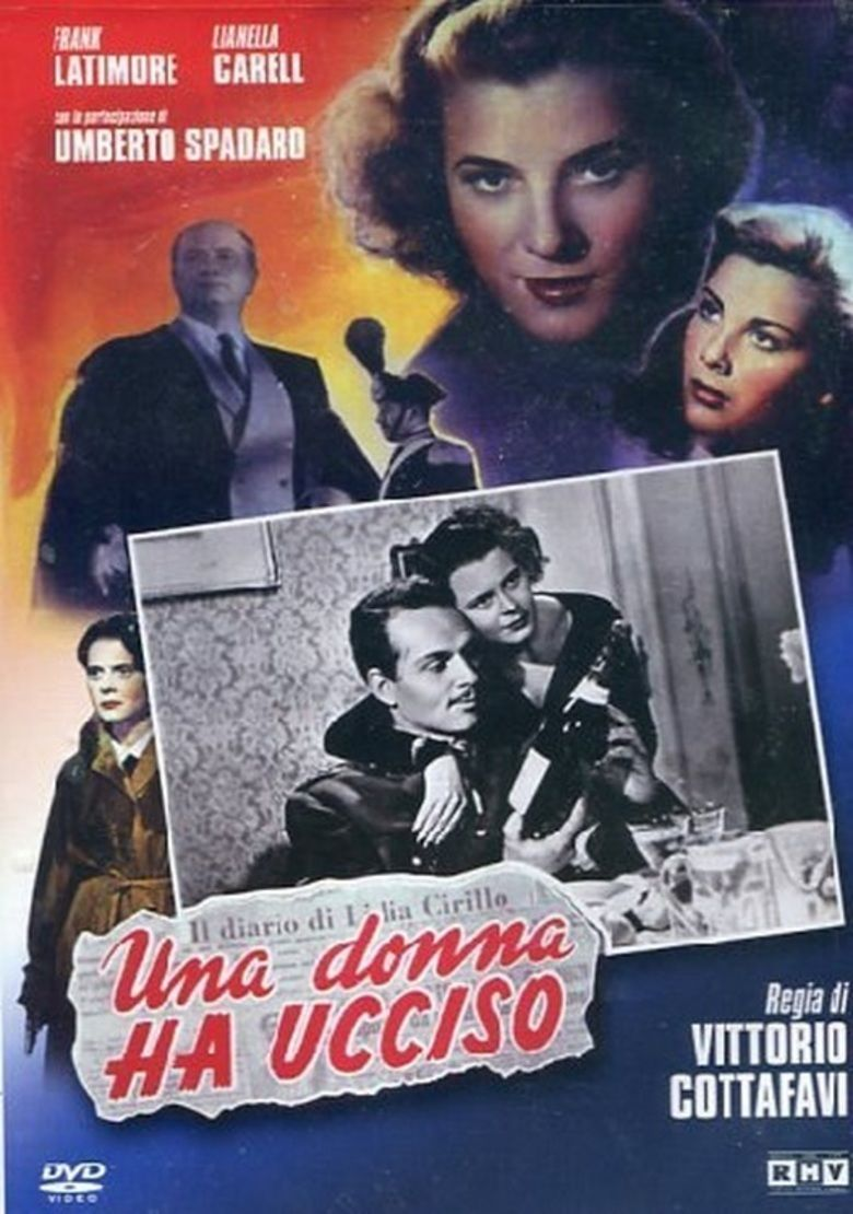 A Woman Has Killed movie poster