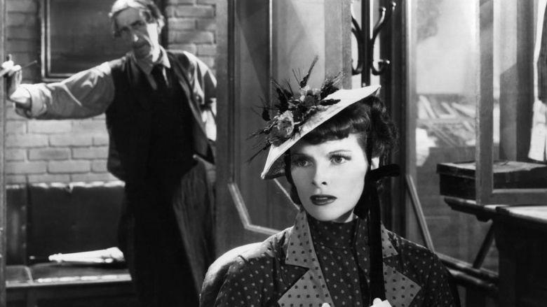 A Woman Rebels movie scenes