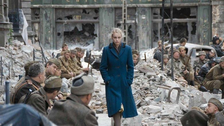 A Woman in Berlin (film) movie scenes