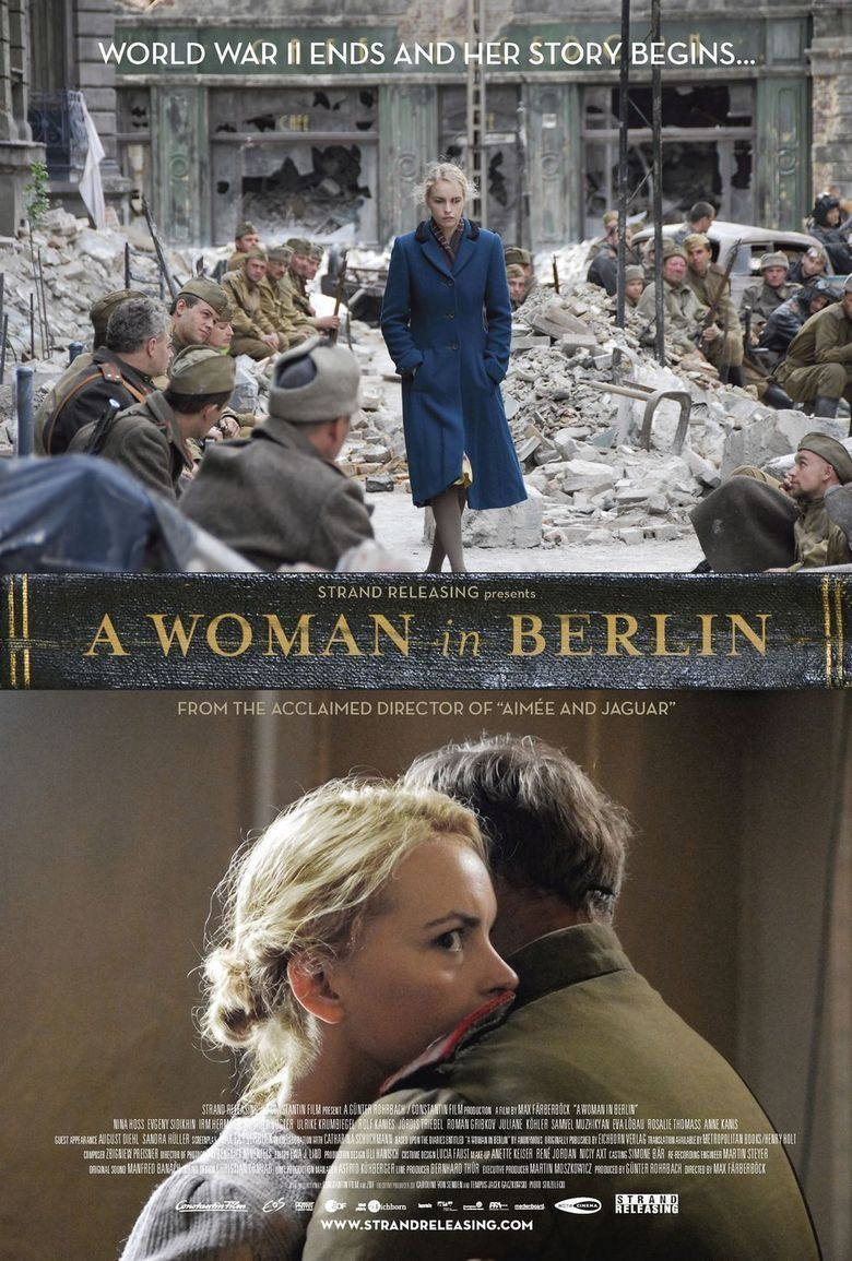 A Woman in Berlin (film) movie poster