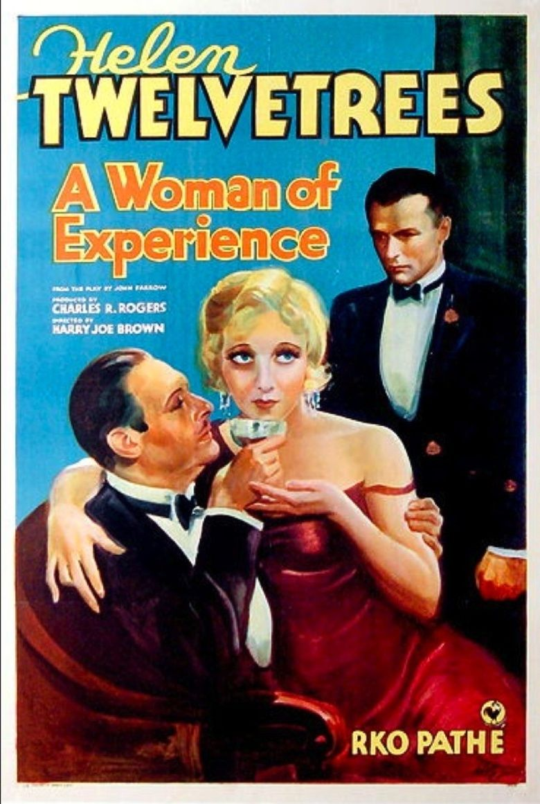A Woman of Experience movie poster