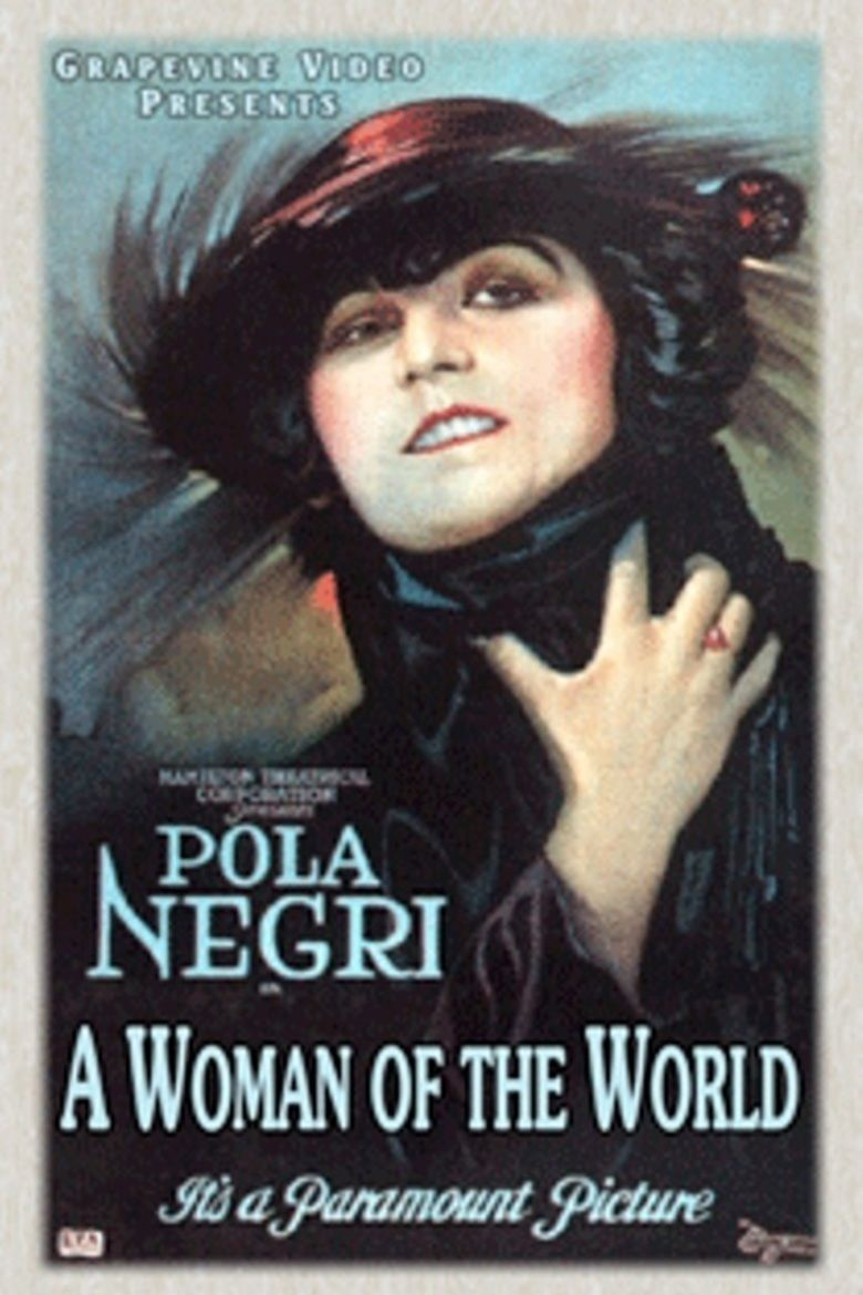 A Woman of the World movie poster