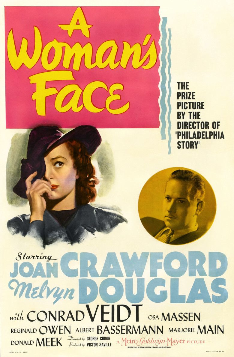 A Womans Face movie poster