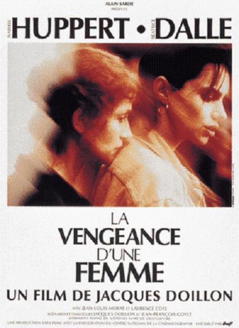 A Womans Revenge (1990 film) movie poster