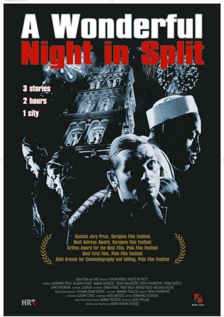 A Wonderful Night in Split movie poster