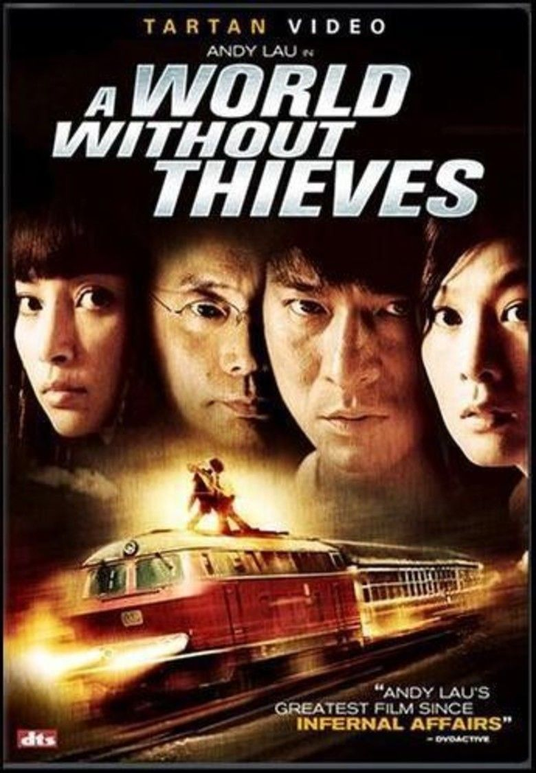 A World Without Thieves movie poster
