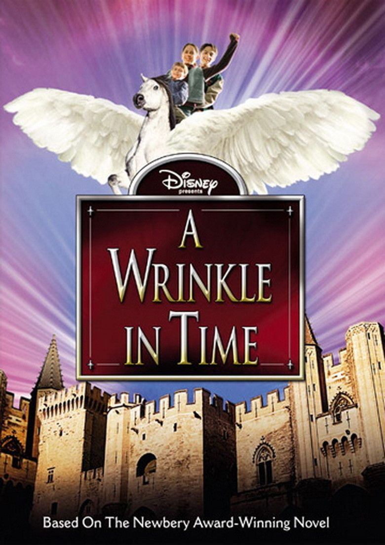 A Wrinkle in Time (film) movie poster
