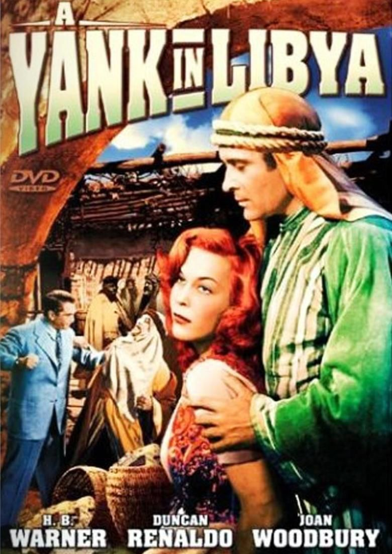 A Yank in Libya movie poster
