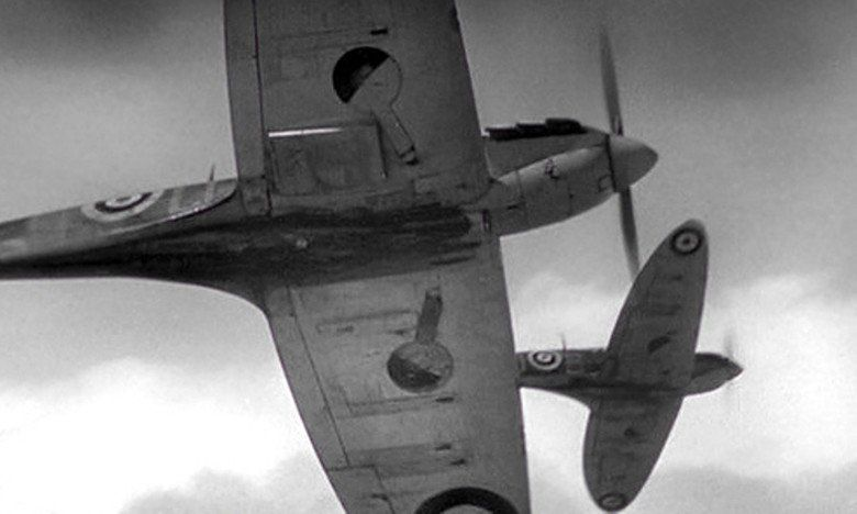 A Yank in the RAF movie scenes