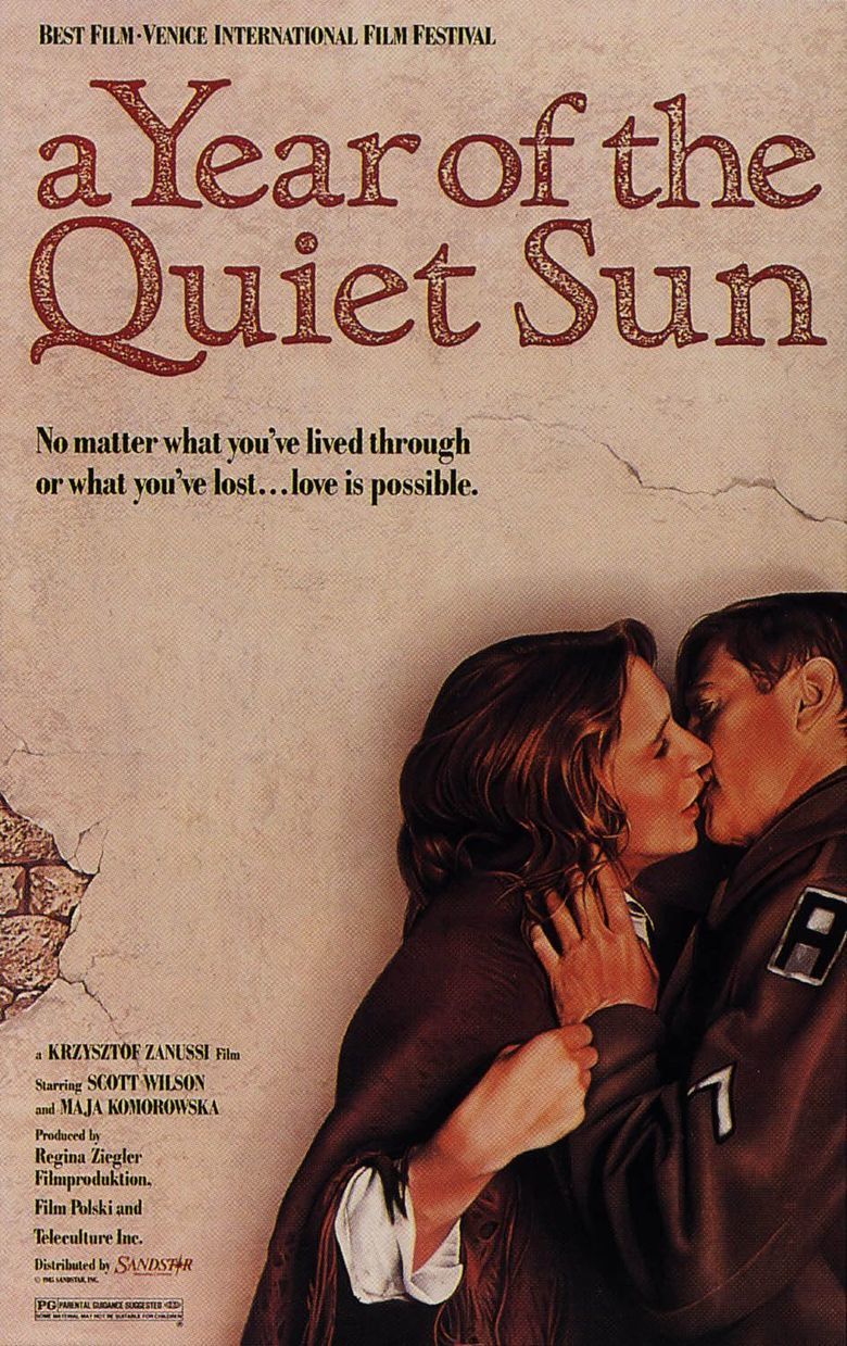 A Year of the Quiet Sun movie poster