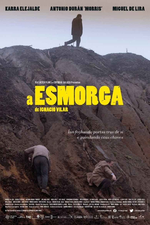 A esmorga (film) movie poster