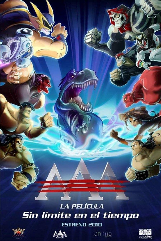AAA Sin Limite en el Tiempo movie poster