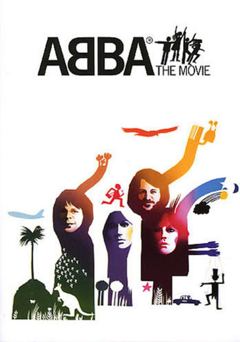 ABBA: The Movie movie poster