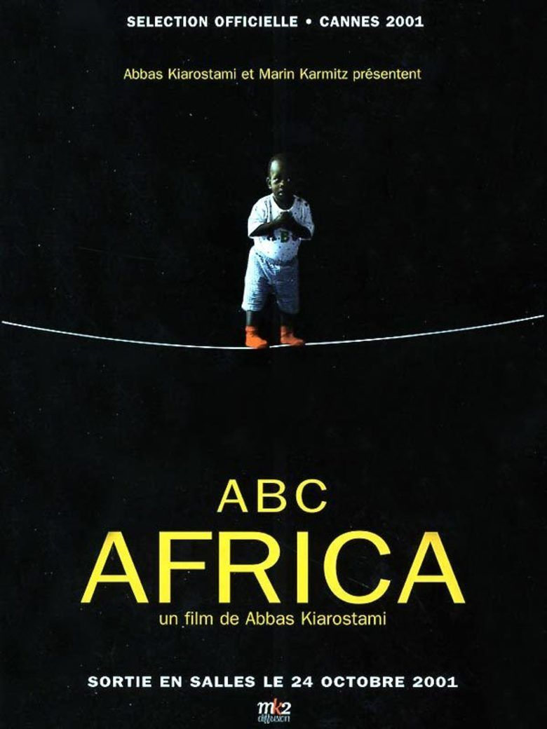 ABC Africa movie poster