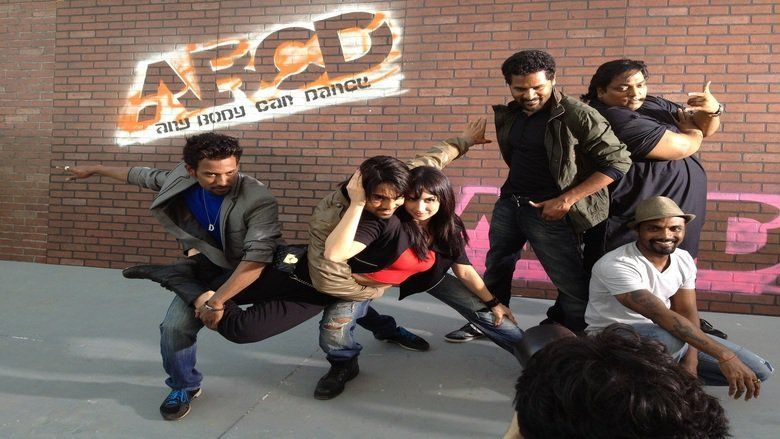 ABCD: Any Body Can Dance movie scenes