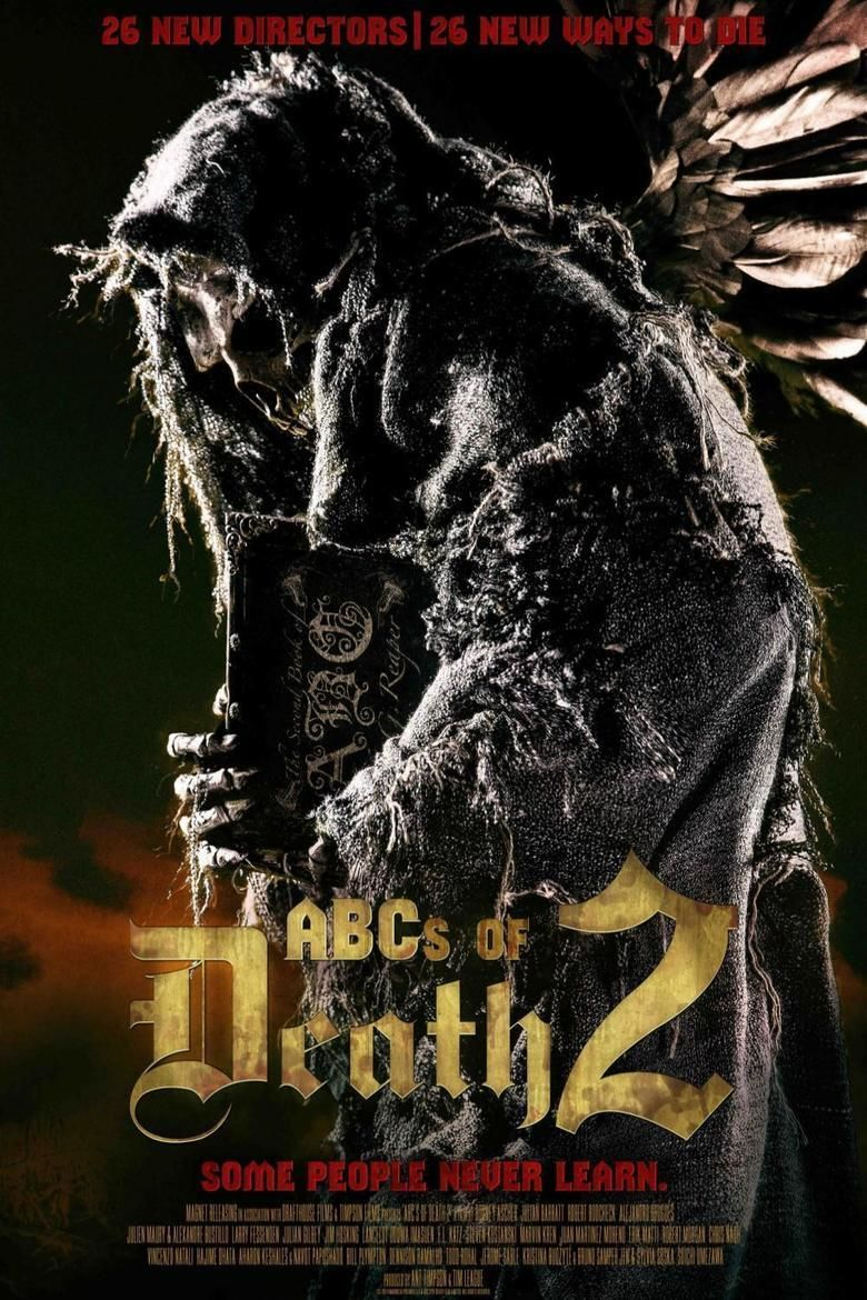 ABCs of Death 2 movie poster