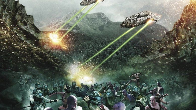 AE: Apocalypse Earth movie scenes