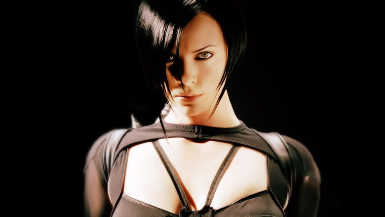 AEon Flux (film) movie scenes