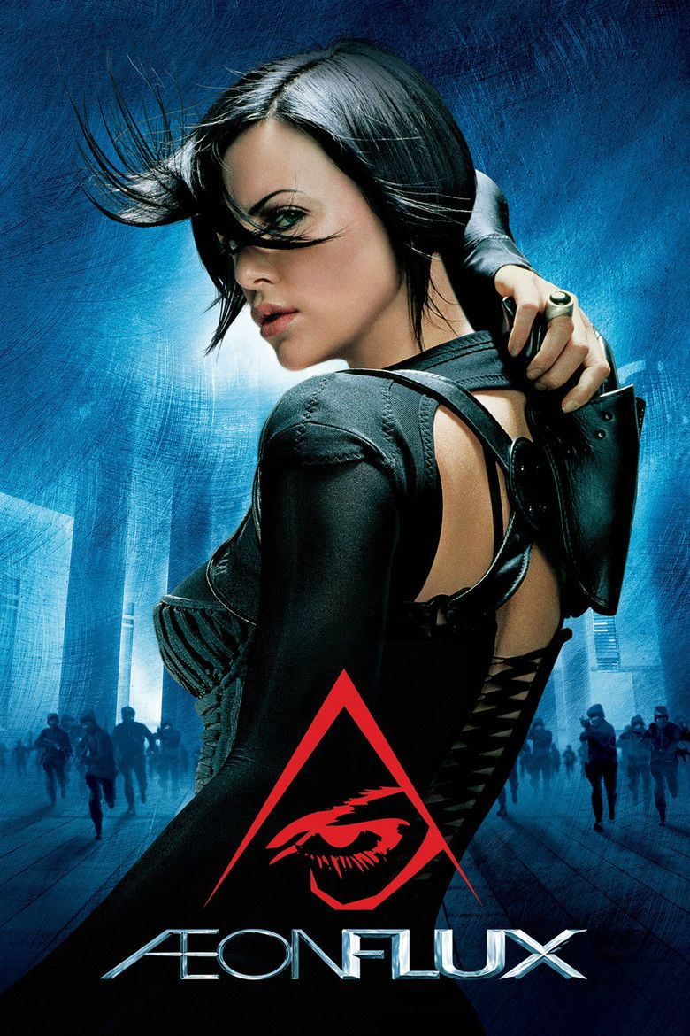 AEon Flux (film) movie poster