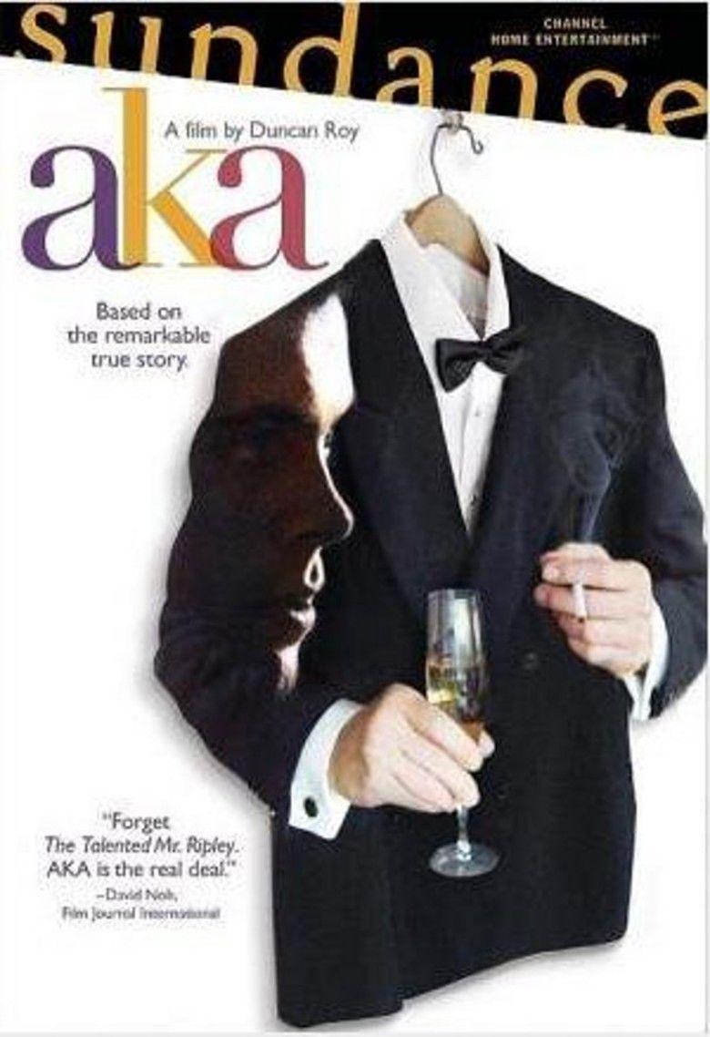 AKA (film) movie poster