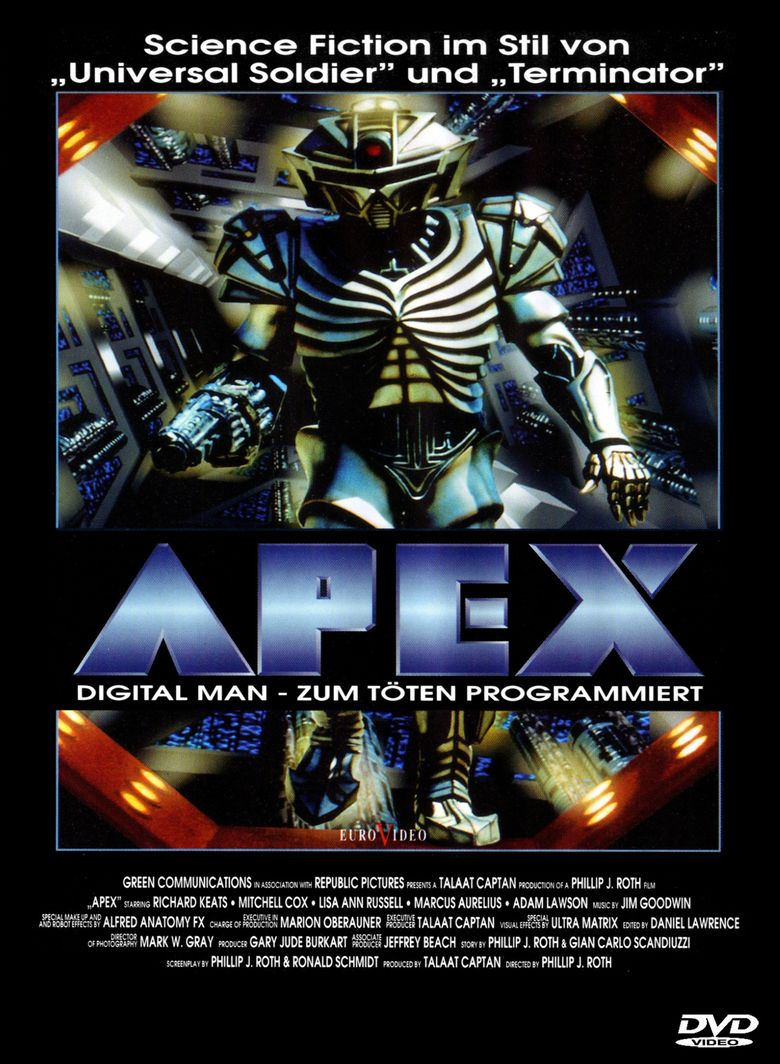 APEX movie poster