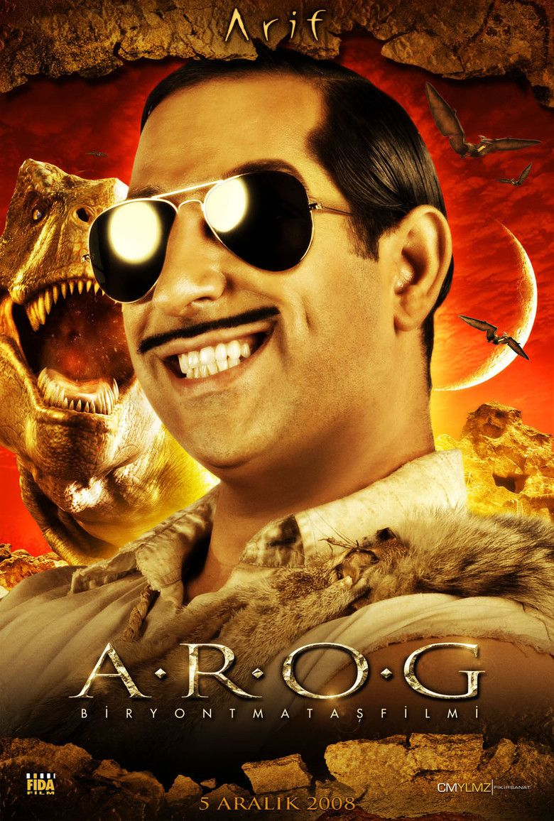 AROG movie poster